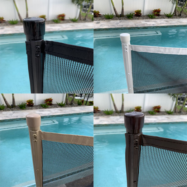 Removable Fence bay area child guard removable pool safety fences